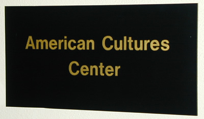 American Cultures Center